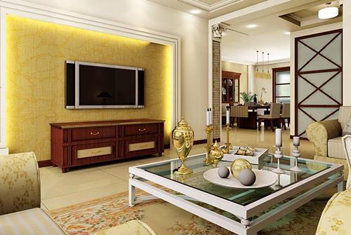 小户型室内装修设计越来越受都市 高清图片
