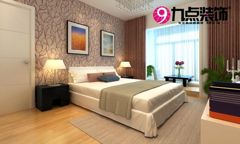 卧室韩式装修效果图图片
