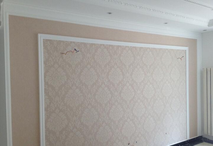 石膏线的花纹会为您的房顶之类的比较单调之处增添几