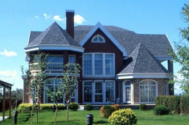 碧海方舟别墅设计欧式别墅的设计中式一大全小半图片风格层农村图片