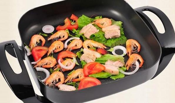 韩式电热锅 韩式电热锅的特点和操作说明是什么?