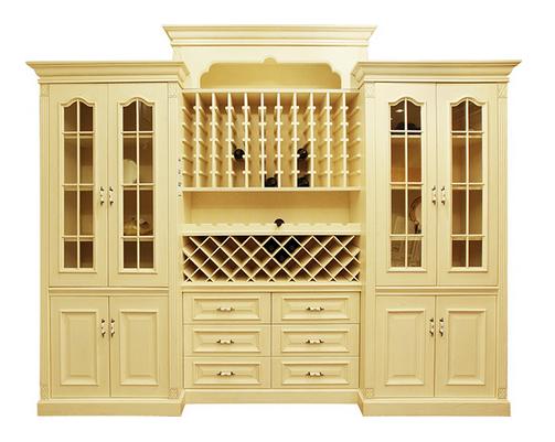 欧式酒柜如何摆放,酒柜装修效果图欣赏图片