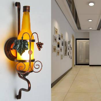 壁灯安装高度尺寸介绍图片