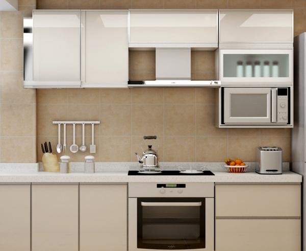 最新2015年杭州厨房装修效果图