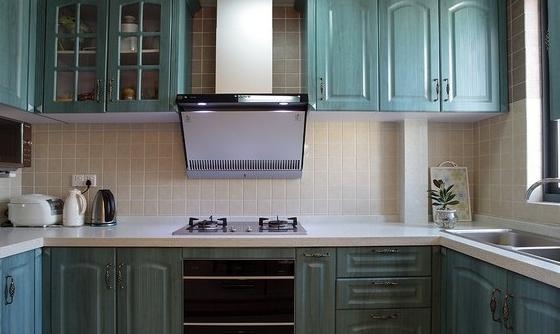 最新2015年江阴厨房装修效果图