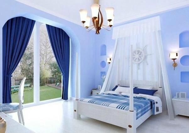 地中海气势派头卧室结果图