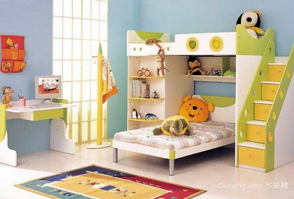 儿童房间效果图