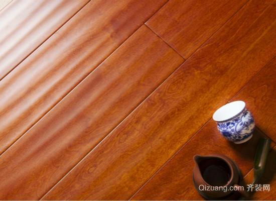 竹地板效果图