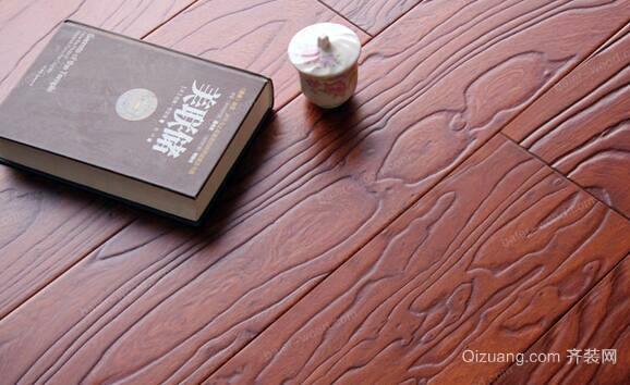 拜尔木地板效果图