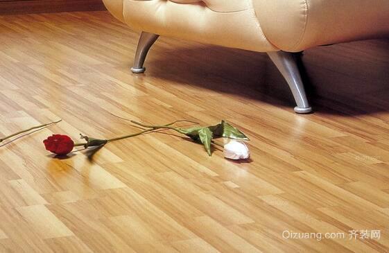 虎王地板效果图