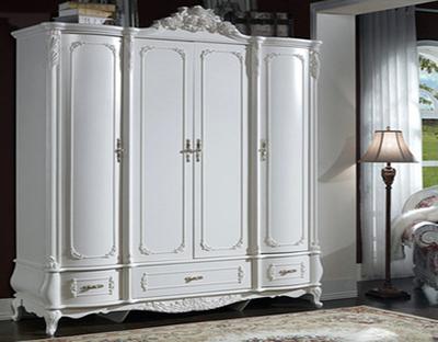 整体衣柜个性定制 材质环保重中之重