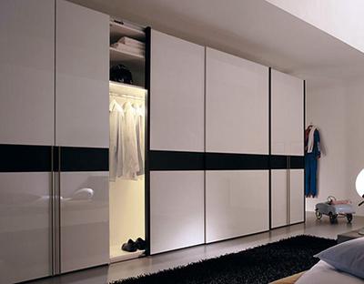 衣柜设计N要素 融合风格才是真
