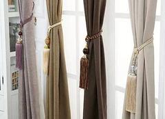 窗帘打造居室环境 窗帘选购技巧介绍