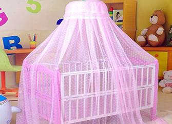 婴儿床蚊帐的作用及种类介绍