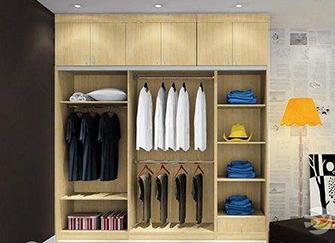 衣柜选购七步走 你家衣柜选对了吗