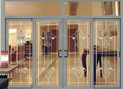 优质玻璃推拉门选购只需五招