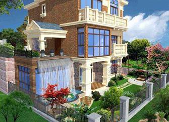 别墅花园设计三大注意事项分析