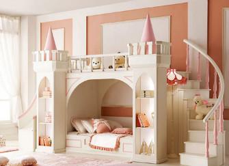 儿童床选购技巧 轻松为孩子选到好床