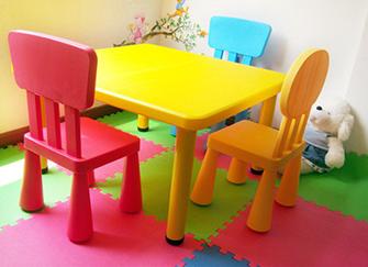儿童桌椅选购小诀窍 适合孩子的才