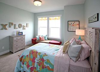 儿童房墙面涂料误区解析 让儿童房更安全