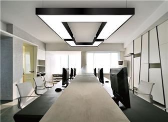 办公室照明灯具选购注意事项 不同区域照明布局有讲究
