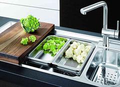 厨房水槽挑选攻略 生活就是这么优质