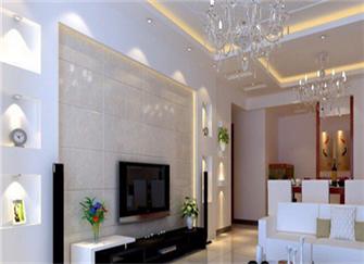 电视背景墙多少钱 玻璃背景墙如何设计