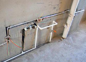清远装修:解析二手房水电改造问题
