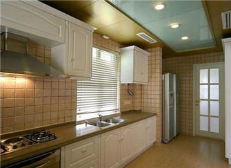 厨房吊顶有哪些材料 选择什么样的好呢