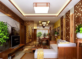 客厅灯具安装技巧 用光影来布置家居