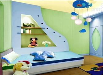 儿童房装修灯具选购要点 保护视力很重要