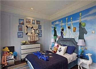 大理装饰分享儿童房装修选材要点 健康环保最重要