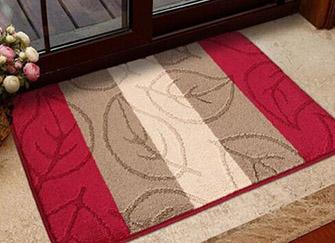 门口地垫颜色挑选 与风水息息相关