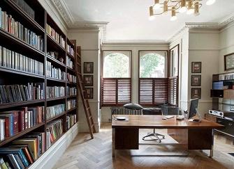 书房书柜选择四大技巧 现在知道还不晚