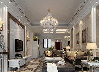 简欧客厅装修特点有哪些 别样家居装出来