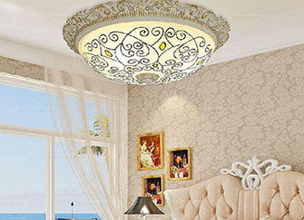 客厅灯具的风水解析 为你细致分析