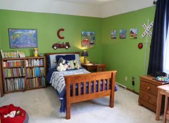 家里不同地方不同颜色 是不是焕然一新全新视角