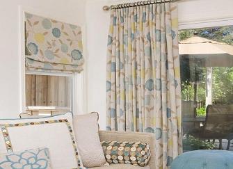 如何选择家装窗帘?