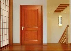 家装木门的选购要点