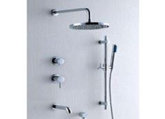如何選購適合的淋浴花灑