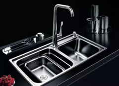 厨房水槽哪种好 厨房水槽选购攻略
