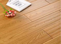实木地板一平米多少钱?