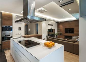 贵港家装教你厨房间装修设计!