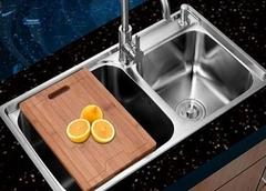 家用水槽品牌十大排名 哪种牌子的水槽质量好