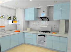 注意厨房橱柜细节设计,放大它的空间提高利用率