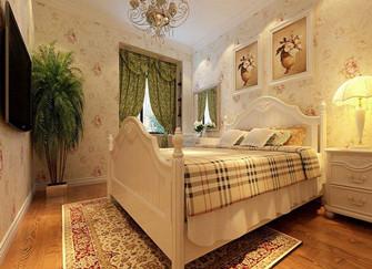 卧室壁纸装修效果图 卧室壁纸装饰搭配