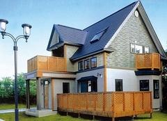 学会用轻钢建造房屋  我打造了完美的度假别墅