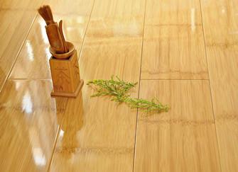 买竹地板好不好  银川装饰全面解析竹地板的优缺点