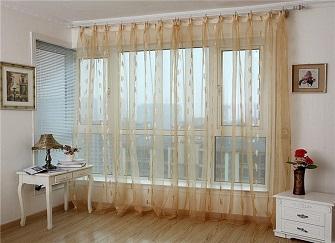 飘窗窗帘怎么做 飘窗窗帘装在哪里看