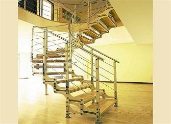 楼梯踏板一般用什么铺   哪种材料既实用又美观